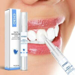 Teeth Whitening Pen Cleaning Serum Remove Plaque Stains Dental Oral Hygiene Tool