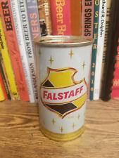 Falstaff 12oz Flat Top Beer Can   High Grade!