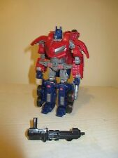 Transformers Generations Deluxe Class Cybertronian Optimus Prime Figure Hasbro