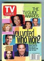 TV Guide Magazine March 3-9 2001 TV Guide Awards EX No ML 101316jhe