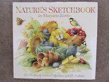Marjolein Bastin Nature'S Sketchbook Personal Reflections Art Hallmark Book