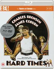 Hard Times - The Masters of Cinema Series DVD (2017) Charles Bronson, Hill