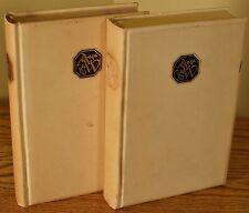 Woollcott Reader & Second Reader Limited Ed., Signed, Numbered RARE 1935 1st Ed.