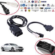 EOBD OBD2 Galletto 1260 ECU Chip Tuning Interface Car Program Diagnostic Cable