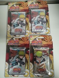 Naruto CCG Approaching Wind Booster Pack X4