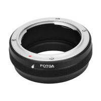 Fotga Konica AR Mount Lens To Canon EOS M M2 M3 EF-M Mirrorless Camera Adapter