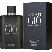 Giorgio Armani Acqua Di Gio Profumo Eau De Parfum 125ml Spray Auth New Free Post