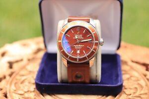 Montre  Breitling Superocean chronometre
