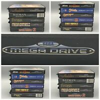 Sega Megadrive Games - Multi Listing - Choose The Game You Want To Buy