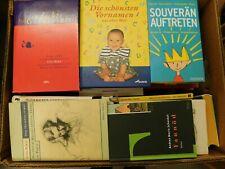 44 Bücher Hardcover Romane Sachbücher verschiedene Themen Paket 7