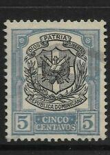 DOMINICAN REPUBLIC, 1911, 5 Centavo Definitive. SG 186, Used.
