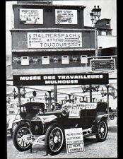 MULHOUSE (68) AUTOMOBILES au MUSEE DES TRAVAILLEURS