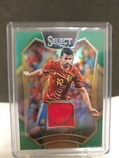 2016-17 Select Soccer DIEGO COSTA Emerald Green 5/5 Jersey Refractor Spain SSP