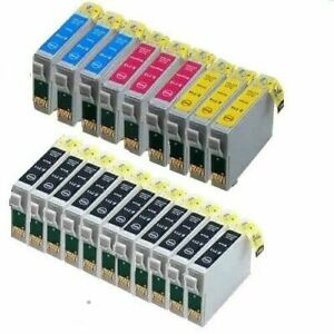 20x Tinte für Epson XP335 XP430 XP432 XP435 XP245 XP247 XP342 XP345 XP442 XP445