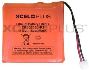 Pyronix High Capacity DELTABB-WE 3V Siren Bell Box Alarm Battery BATT-ES1