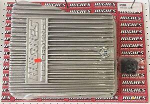 "HUGHES HP2980 5 1/2"" Aluminum Transmission Pan GM T1000 Allison Duramax Diesel"
