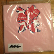 OFFICIAL LONDON 2012 Adidas LIGHT PINK T-SHIRTS 3-4 YEARS 100% COTTON