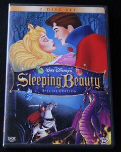 Sleeping Beauty DVD 2003 2-Disc Set Special Edition Disney Children Family Kids