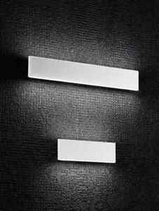 Applique Serie Plank in Metallo Colore Bianco Luce LED Perenz 6322 B LN