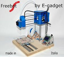 3D PRINTER STAMPANTE 3D FreeBot READY TO PRINT NOVITA 2015