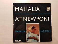 Mahalia Jackson  – Mahalia At Newport (Single)