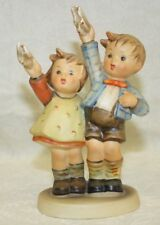 """1960 Hummel Figurine #153/0 AUF WIEDERSEHEN TMK3 Stylized Bee W Germany 5.5"""""""