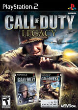 Call of Duty Legacy (Includes Finest Hour, Big Red One) PS2 New Playstation 2