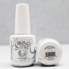Gelish Harmony Soak Off UV LED Nail Gel Polish EMERALD DUST 01400 15 mL/0.5oz