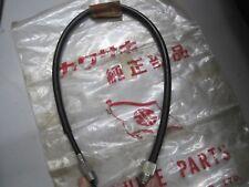 KAWASAKI NOS TACHOMETER CABLE Z400 KZ400   54018-019  1974-78