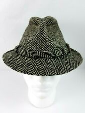 Royal Stetson Vintage Fedora Hat Cap size 6 7/8