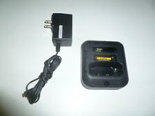 Genuine Motorola Rln6505A Minitor Vi Fire Ems Pager Batter Charger w Cord ob471e