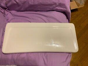 19.5 x 8.25 White Universal Toilet Tank Lid 738.49700 738.49220 4031 4071 3459