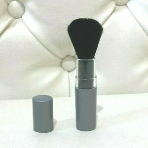 Retractable Make Up Brush Cosmetic Contour Bronzing Dusting Powder Travel Size