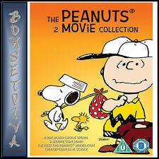 PEANUTS - 2 MOVIE COLLECTION **BRAND NEW DVD***