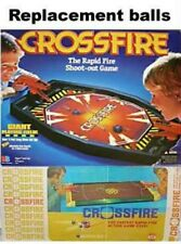 40 Milton Bradley - Ideal Crossfire Balls
