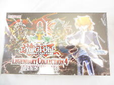YUGIOH LEGENDARY COLLECTION 4 JOEY'S WORLD SEALED ALBUM BOX