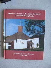 1995 Book Membership Directory Lutheran Church Coatesville Pennsylvania