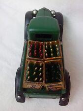 Model Delivery Vietnamese Wine Truck Metal Truck Vintage Wood Crate Vietnam Wine