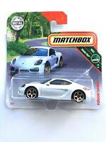 MATCHBOX PORSCHE CAYMAN MBX Road Trip 35/35 Mattel Diecast FVT06 Free Shipping