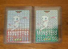 Bandai Uncommon Japanese Trading Card Games