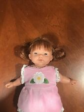 Llorens Doll Crying Baby Spain Madeline