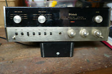 McIntosh C-24 Solid State Preamp Works Well