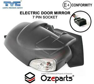 RH RHS Right Hand Electric Door Mirror With Light For Renault Master X62 10~21