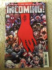 Incoming # 1 Patrick Gleason 1st Print Marvel Comics Signed Jimmy Cheung COA
