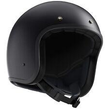 Sena Savage Jet-Helm mit Bluetooth MATT-SCHWARZ XL Motorrad Helm/ Sprechsystem
