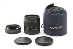 【TOP MINT】Contax 645 80mm f/2 Lens Extension Tube 13mm From JAPAN