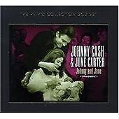 Johnny Cash / June Carter Cash - Johnny and June CD **NEW+SEALED**  FREE UK POST