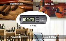 Inkbird Digital Hygrometer Thermometer Temperature Humidity Reptiles Greenhouse
