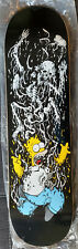 Zero The Simpsons Homer Skateboard Deck Jamie Thomas Springfield