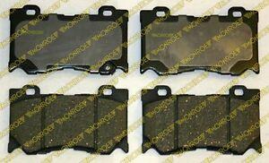 Monroe Ceramic Brake Pad CX1346